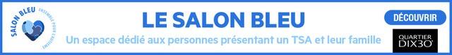 Salon bleu