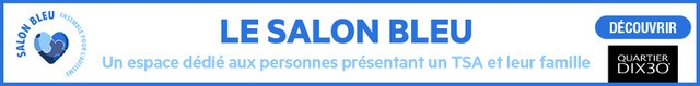 Salon bleu